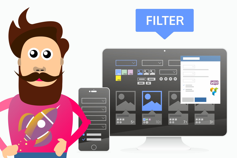 woocommerce produkt filter plugin