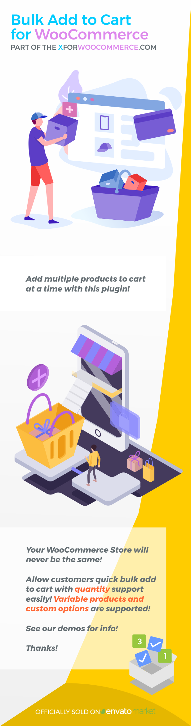 Bulk Add to Cart for WooCommerce - 2