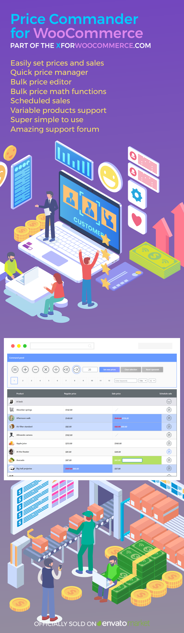 Price Commander for WooCommerce - 2